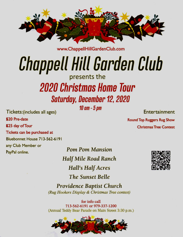 Christmas Home Tours 2020 Near Me Home Tour   CHAPPELL HILL GARDEN CLUB